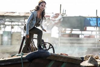 Кадр из фильма «Tomb Raider: Лара Крофт» (2018)