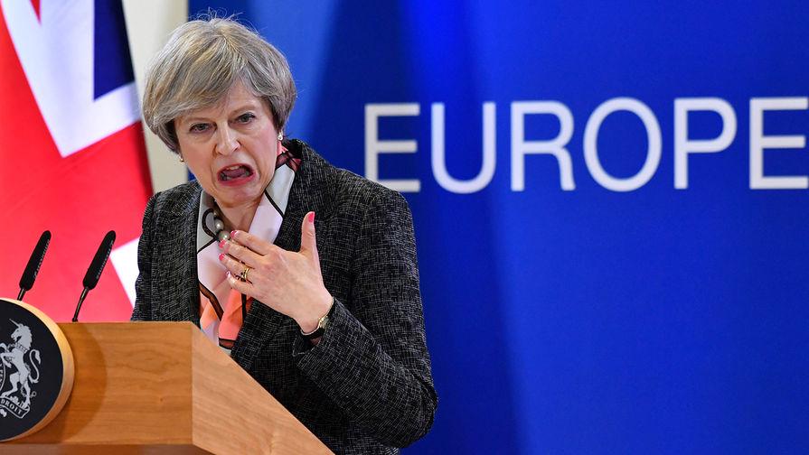 Telegraph: Мэй вновь отложит второе голосование по Brexit