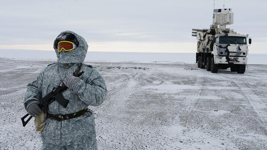 Никакого беспокойства: США следят за Россией в Арктике