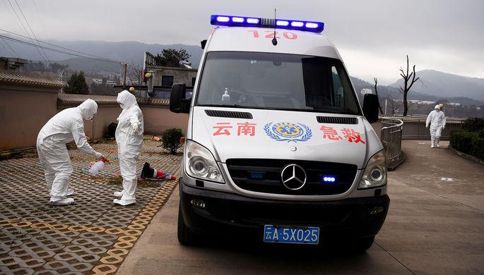 «Верхушка айсберга»: более 1000 человек умерли из-за вируса