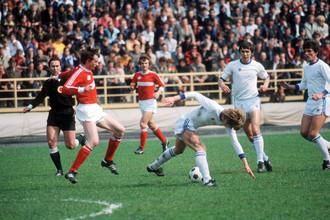 Матчи «Спартака» и киевского «Динамо» были событием в советском футболе