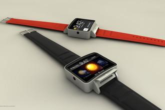 Концепт наручных часов от Apple, созданный итальянской дизайн-студией ADR
