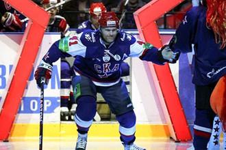 Патрик Торесен вырос в КХЛ в одного из сильнейших форвардов Европы