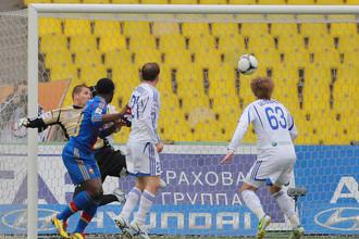 ЦСКА переиграл «Волгу» на своем поле