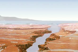 Марсоход Opportunity подтвердил открытие Curiosity, что на Марсе раньше была вода