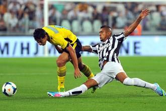 Артуро Видаль отлично сыграл не только в атаке, но и в обороне