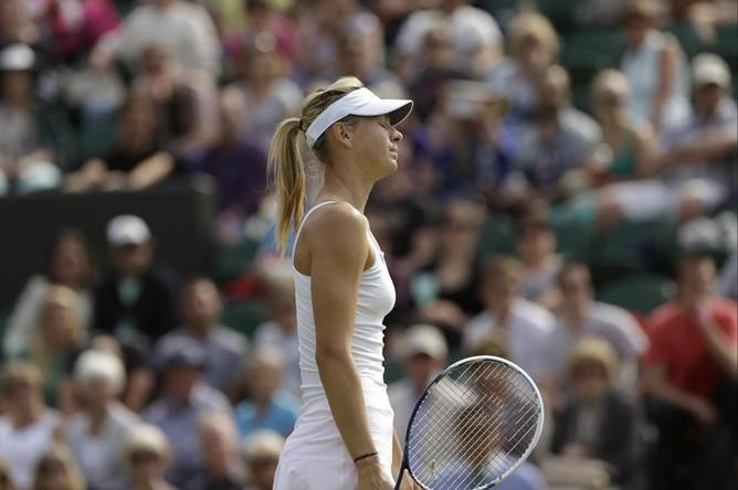 Травмы не отпускают Марию Шарапову на турнир