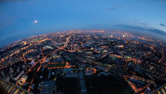 В Москве погаснет Останкинская телебашня