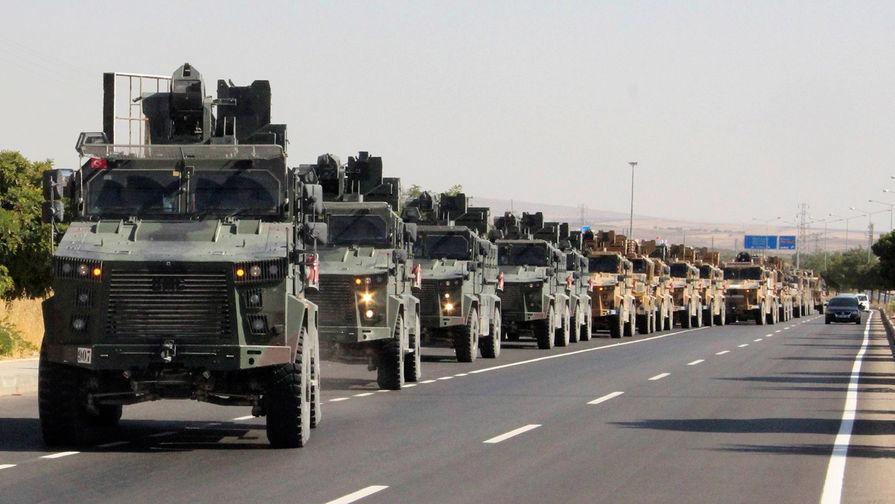 «Источник мира» и С-400: США готовят санкции против Турции