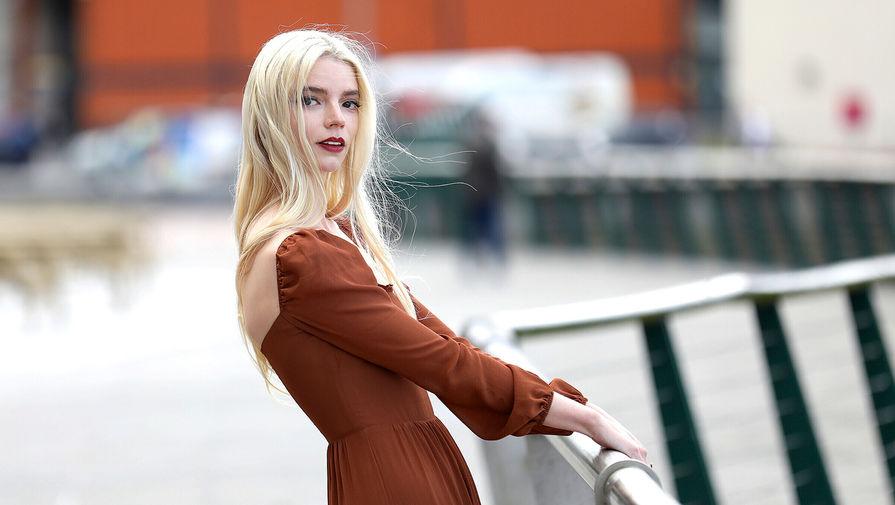 Актриса Аня Тейлор-Джой, 2020 год