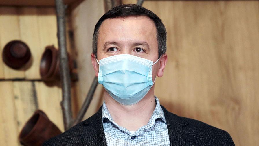 Верховная Рада отправила в отставку министра экономики Украины Игоря Петрашко