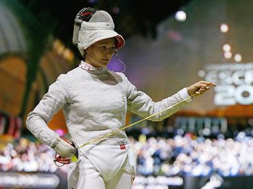 Софья Великая стала четырехкратной чемпионкой мира