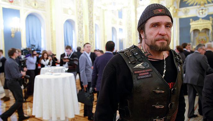 Александр «Хирург» Залдостанов в Кремле