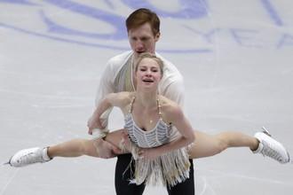 Евгения Тарасова и Владимир Морозов выиграли короткую программу и ждут развития успеха в произвольной