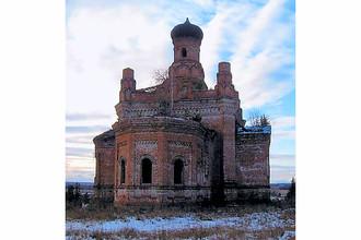 Церковь Параскевы, село Кайгородское