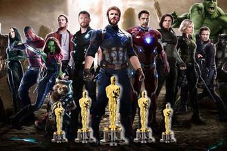 Скандальная церемония: только Мстители спасут «Оскар»
