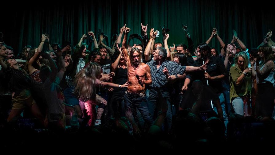 Концерт Игги Попа в Оперном театре Сиднея (категория «Культура»)