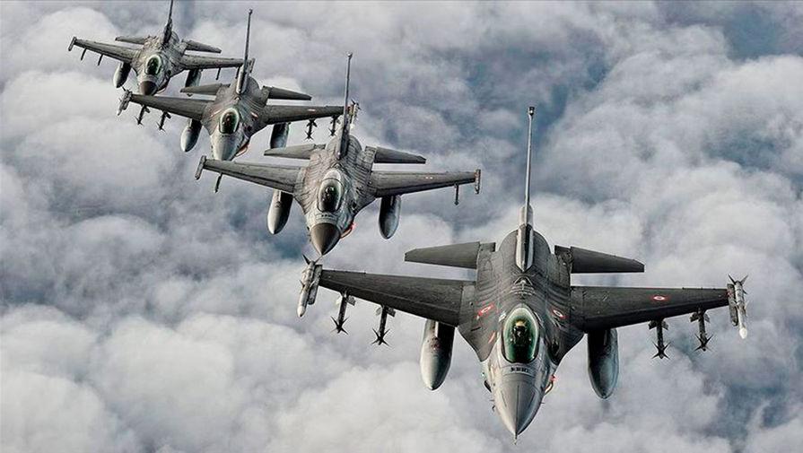 На истребителях США: в Турции прошли испытания С-400
