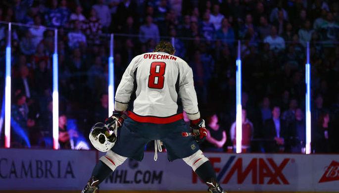 Россияне сообразили на троих в НХЛ