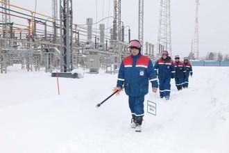 Энергетики зимы не боятся