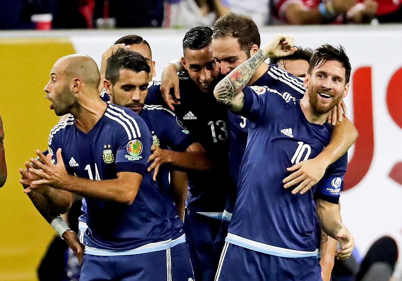 Прогноз на матч США - Аргентина 22 июня 2016