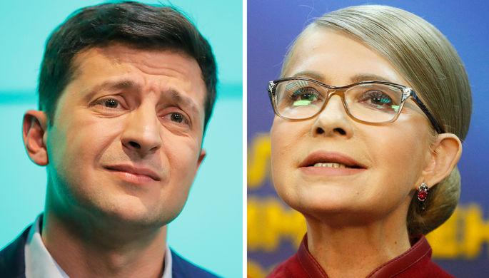 «Трагическая ошибка»: Тимошенко осудила власти Украины
