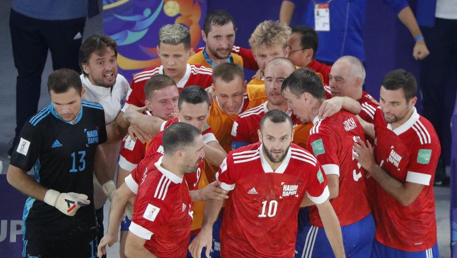 Президент ФИФА оценил проведение ЧМ по пляжному футболу в России