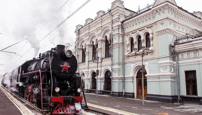 Защита от бульдозеров: Рижский вокзал признали памятником