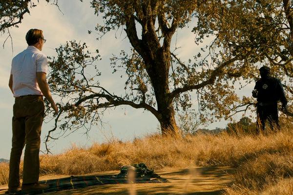 Кадр из фильма «Зодиак» (2007)