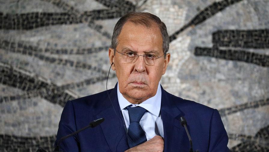 Лавров заявил о категорическом отказе НАТО вести диалог с Россией