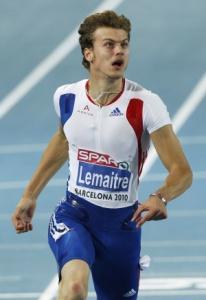 Самый быстрый человек Европы Стефан Лемэтр
