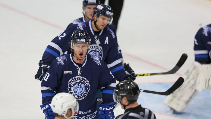 Хоккеисты минского «Динамо» едут на Кубок Шпенглера за победой