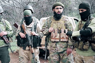 Теракт в Петербурге привел к Абу Салаху