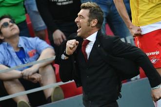 Массимо Каррера остается в «Спартаке» еще на два сезона