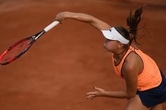 Российская теннисистка Евгения Родина