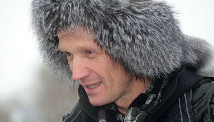 Новый президент СБР Владимир Драчев