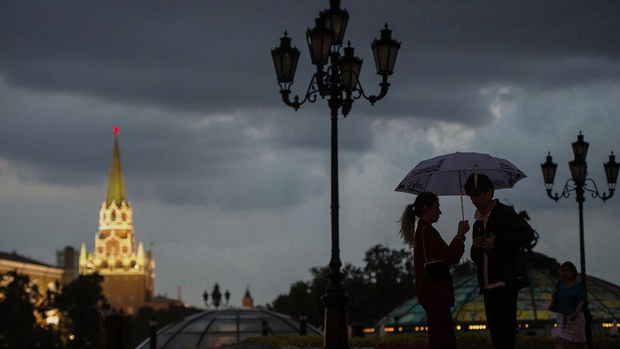 Москвичам рассказали о погоде в городе в ближайшие пять дней