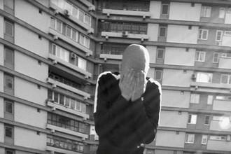 Кадр из клипа Хаски «Панелька», 2017 год