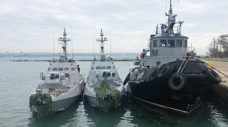 Решение трибунала по украинским морякам отказались признавать в Крыму