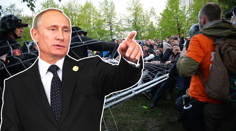 Песков рассказал, вмешивался ли Путин в ситуацию с храмом в Екатеринбурге