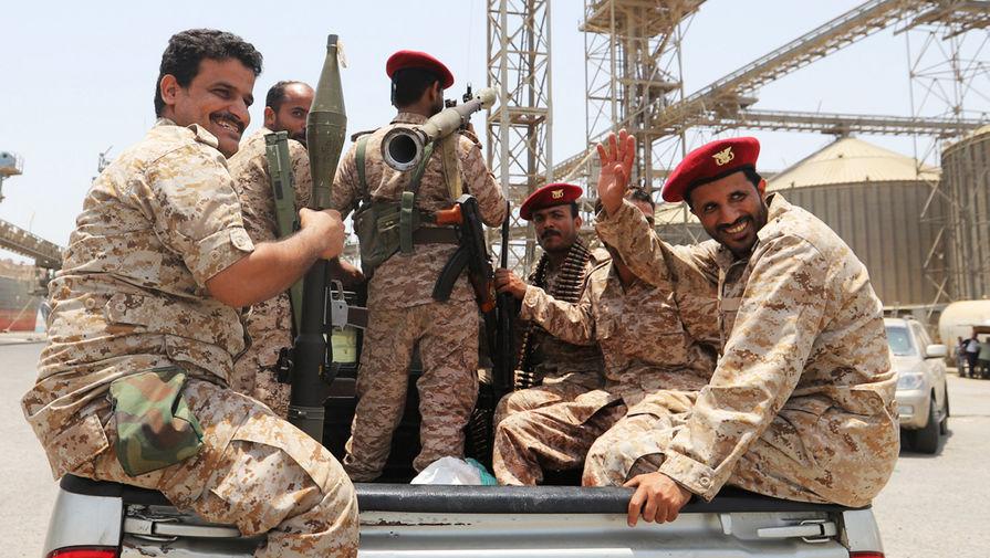 Хуситы объявили о прекращении атак против Саудовской Аравии