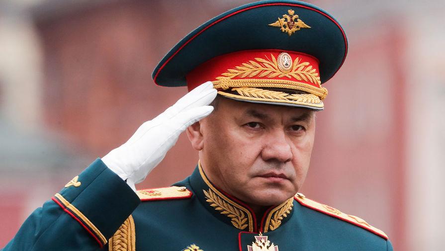 Уникальный орден: Путин наградил Шойгу в день рождения