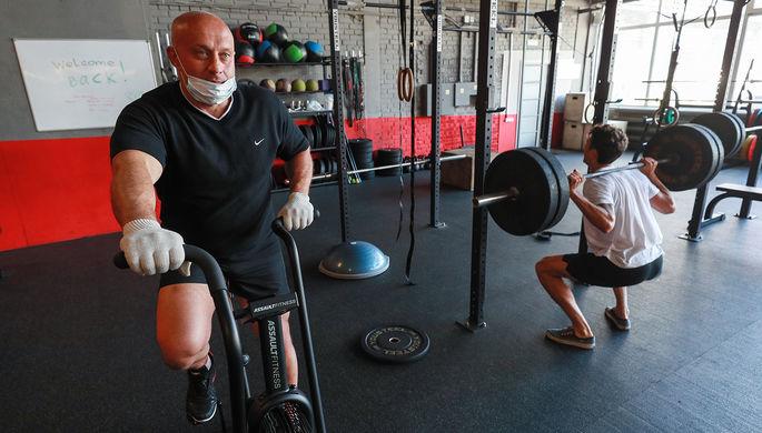 «Разрушенная отрасль»: половина фитнес-клубов может закрыться