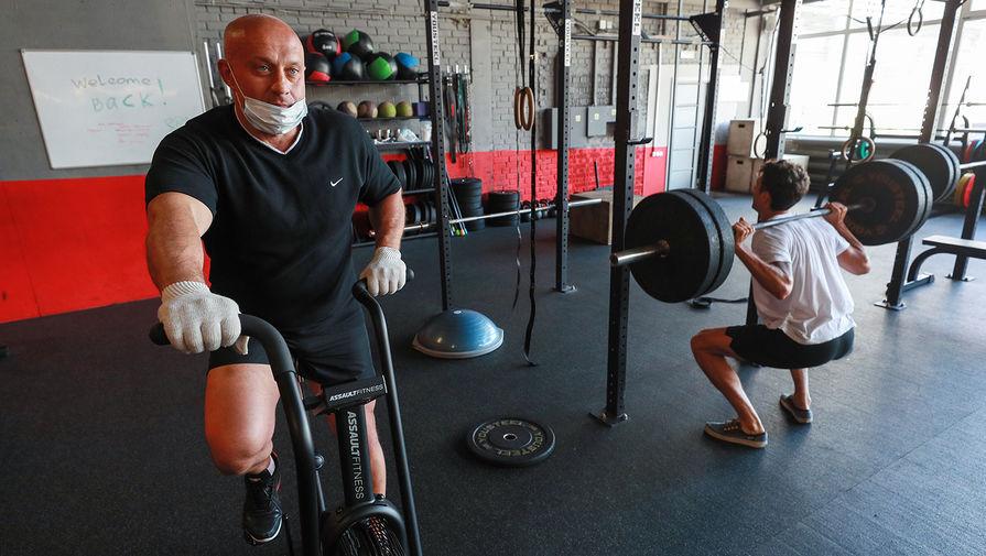 Каждый второй фитнес-клуб в России может закрыться к зиме