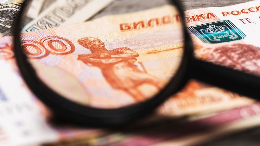ЦБ заметил рост числа поддельных банкнот