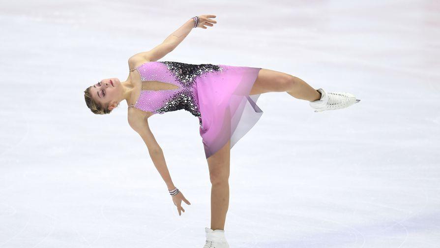 Катание Косторной в финале Кубка России назвали неинтересным