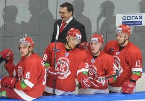 Андрей Назаров доволен игрой команды