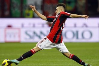 Эль-Шаарави стал главным героем матча против «Дженоа»