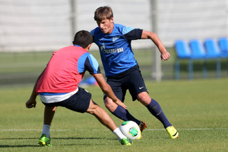 Чтобы вернуться в сборную, Андрей Аршавин должен усиленно тренироваться