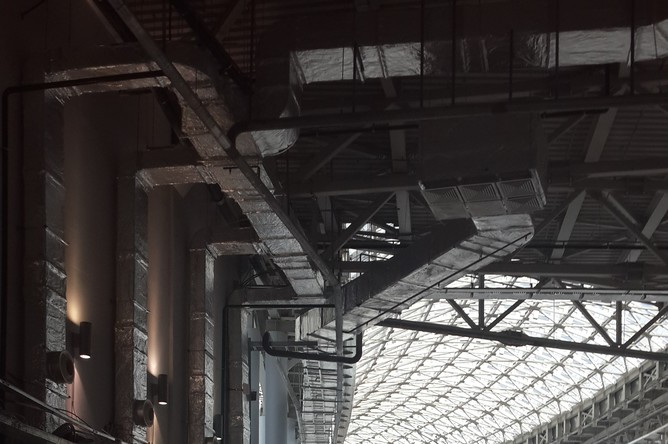 Впоследствии помещения пресс-центра планируют переоборудовать под торгово-развлекательный комплекс